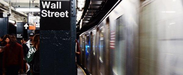 wall-street-subway-sign