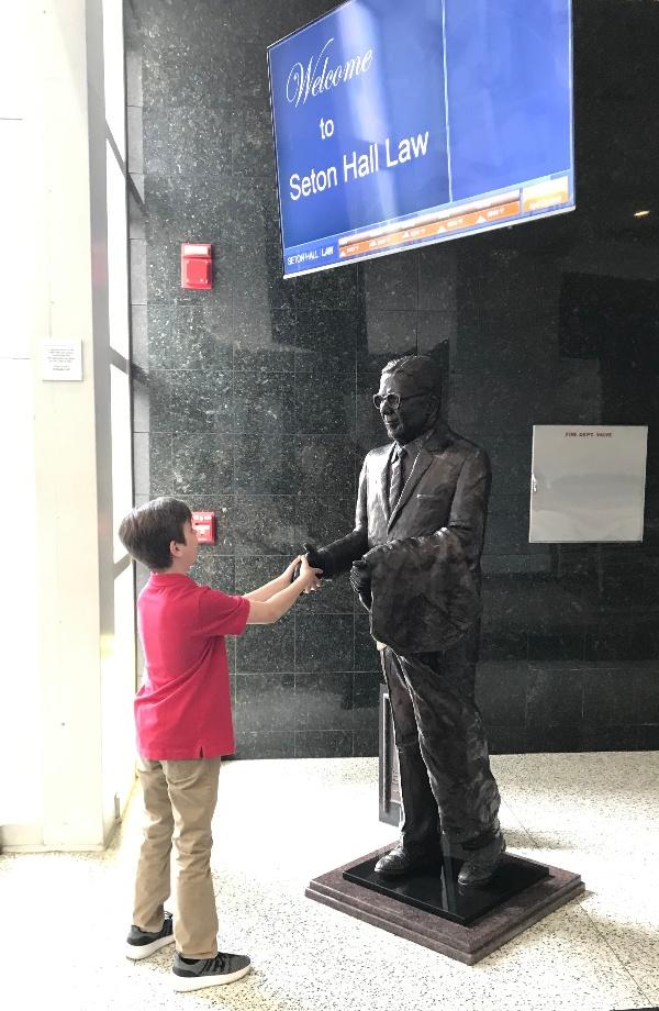 T handshake
