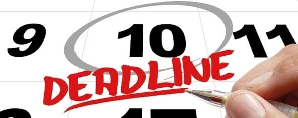 Understanding Law School Admissions Deadlines