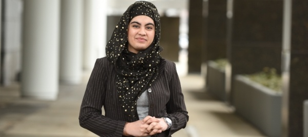 Off the Record - Seton Hall Law's Official Blog | Hafsa Mansoor
